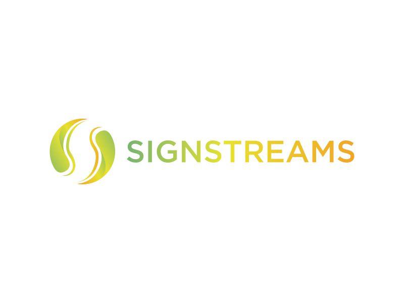 SWIMMING THROUGH AIR (STA) logo design by dodihanz