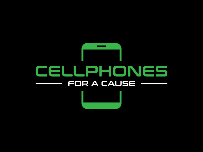 Cellphones For A Cause logo design by graphica
