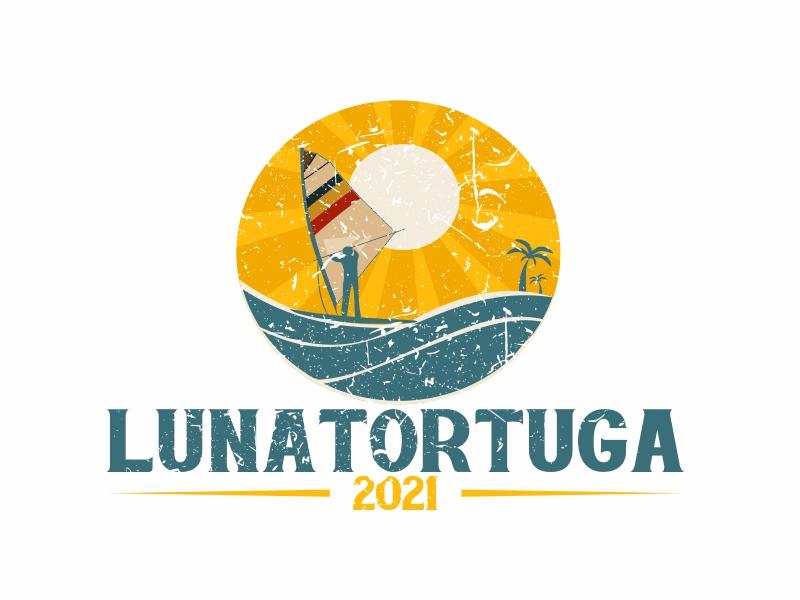 LunaTortuga 2021 logo design by Greenlight