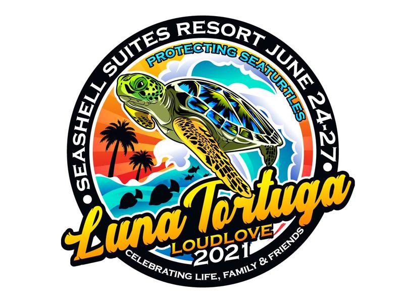 LunaTortuga 2021 logo design by DreamLogoDesign