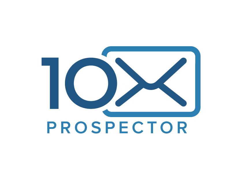 10X Prospector logo design by jaize
