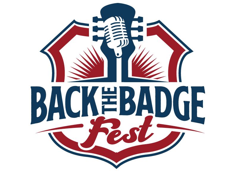 Back the Badge Fest logo design by jaize