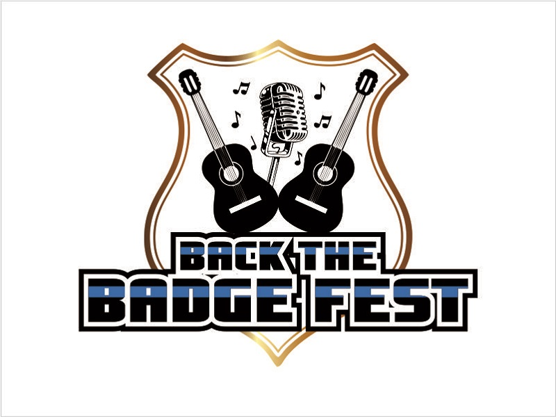 Back the Badge Fest logo design by Nurramdhani