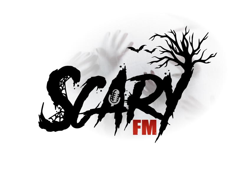 Scary FM logo design by jaize