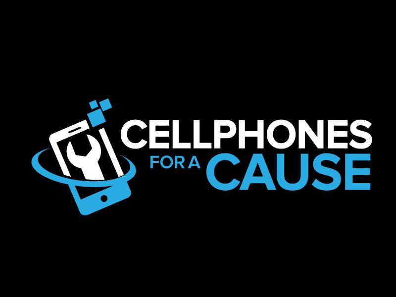 Cellphones For A Cause logo design by jaize