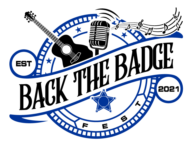 Back the Badge Fest logo design by Suvendu