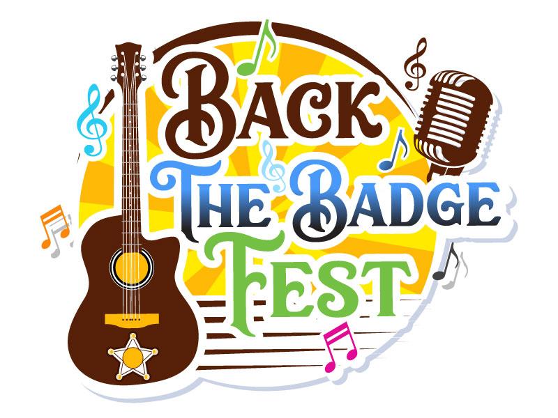 Back the Badge Fest logo design by LogoQueen