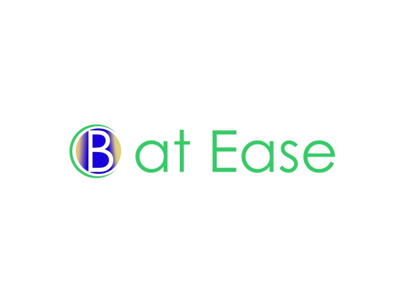 B at Ease logo design by Dian..cox