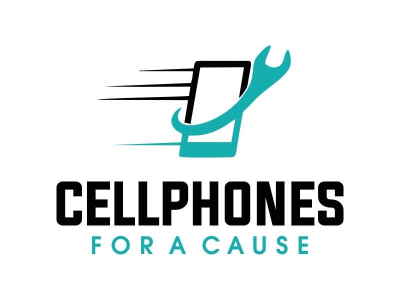 Cellphones For A Cause logo design by JessicaLopes