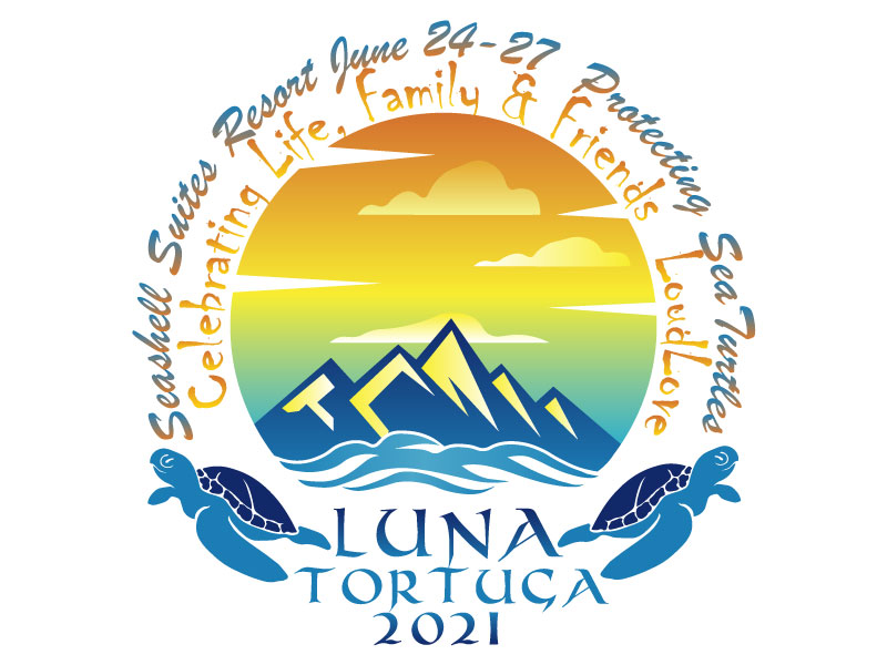 LunaTortuga 2021 logo design by Htz_Creative