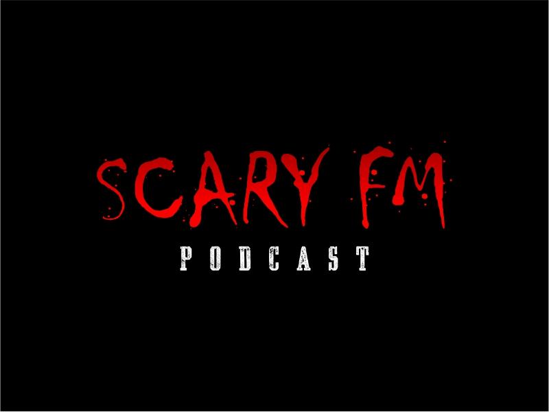 Scary FM logo design by mutafailan