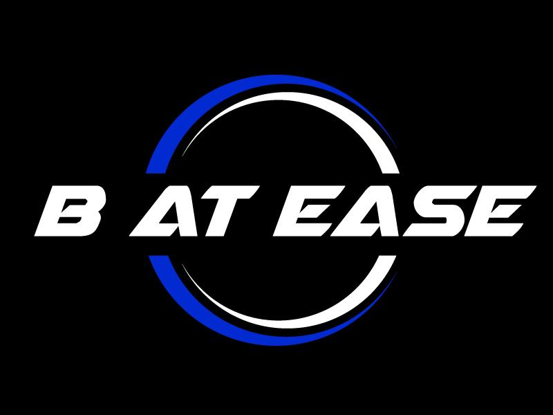 B at Ease logo design by ElonStark