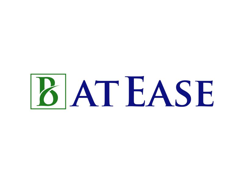 B at Ease logo design by Sheilla