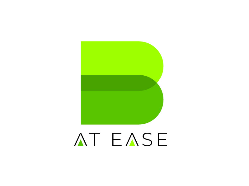 B at Ease logo design by REDCROW