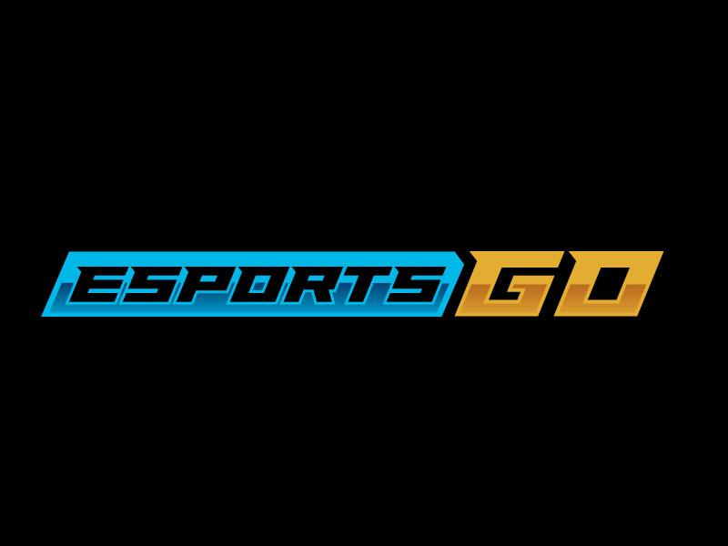 Esports GO logo design by REDCROW