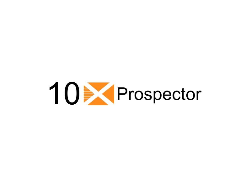 10X Prospector logo design by bougalla005