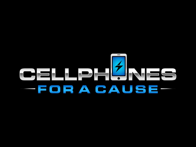 Cellphones For A Cause logo design by AnandArts