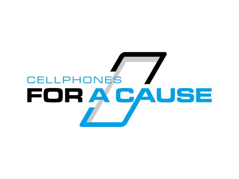 Cellphones For A Cause logo design by zeta