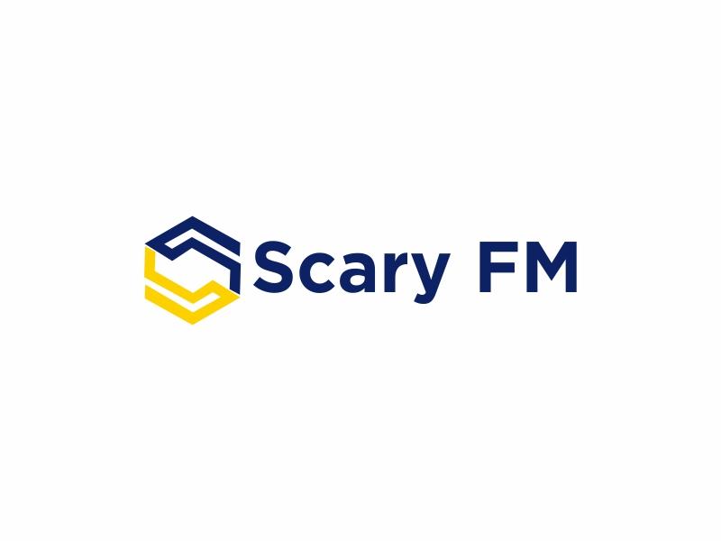 Scary FM logo design by Greenlight