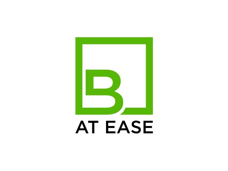 B at Ease logo design by Diponegoro_