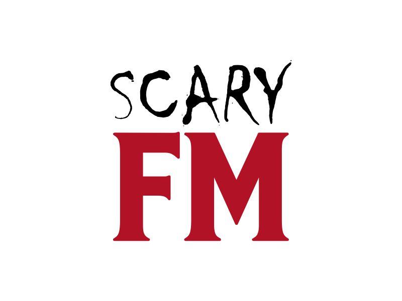 Scary FM logo design by excelentlogo