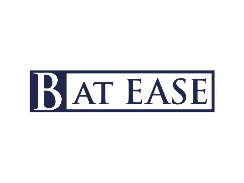 B at Ease logo design by Adundas