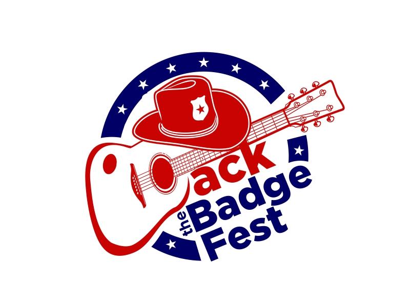 Back the Badge Fest logo design by Dhieko