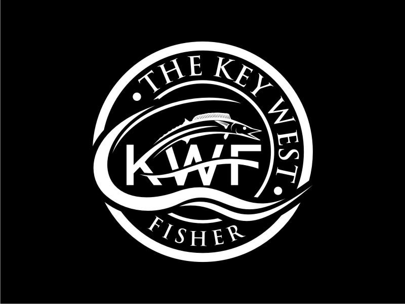 The Key West Fisher logo design by Arto moro
