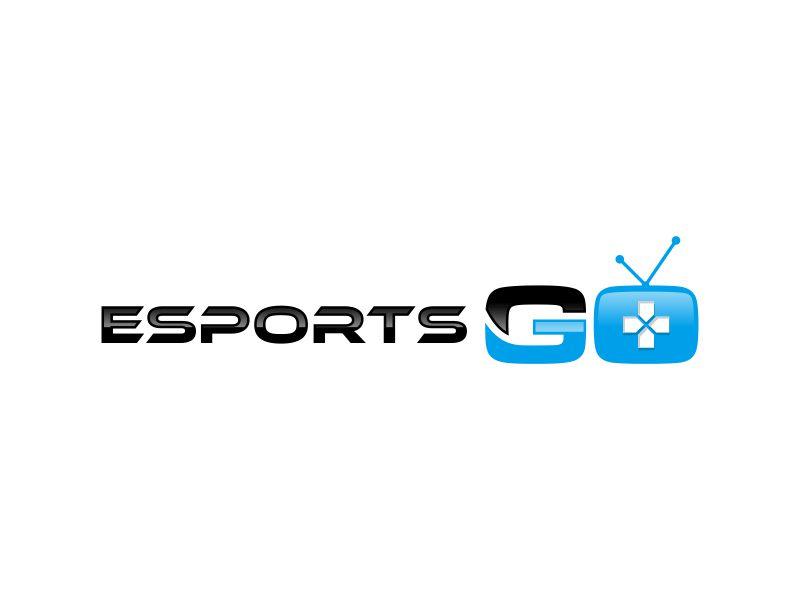 Esports GO logo design by zeta