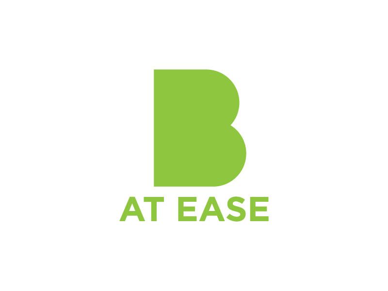 B at Ease logo design by torresace