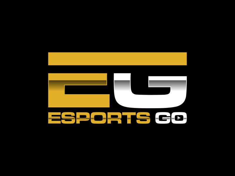 Esports GO logo design by aflah