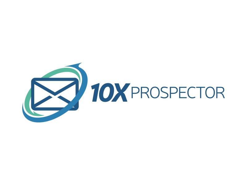 10X Prospector logo design by ekitessar