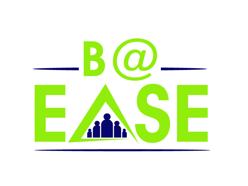 B at Ease logo design by PMG