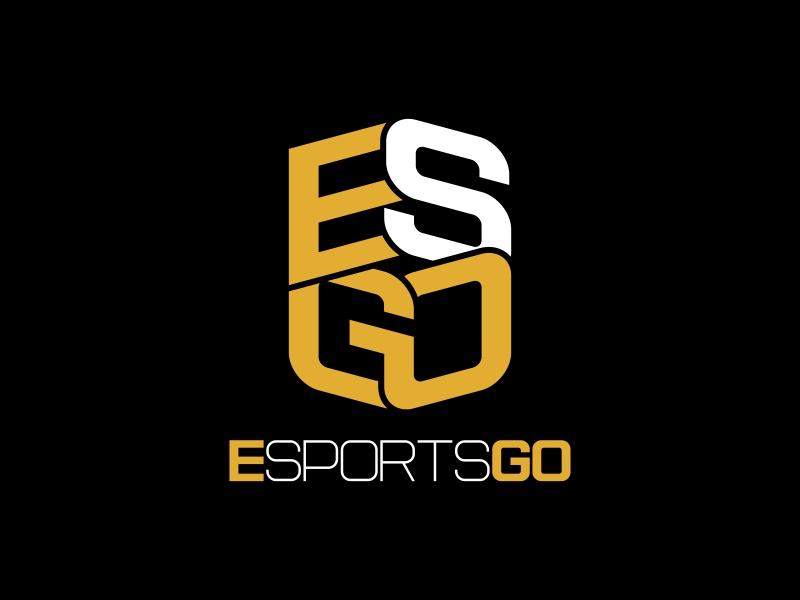 Esports GO logo design by ekitessar