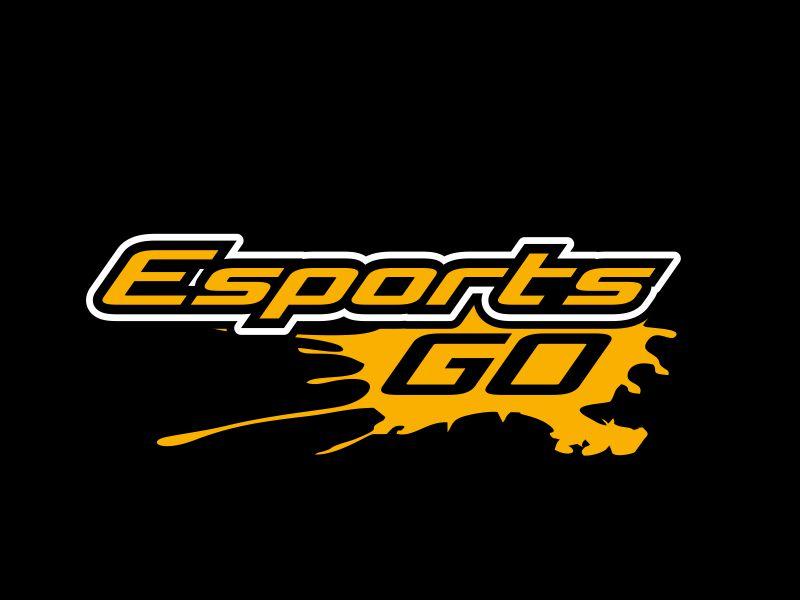 Esports GO logo design by serprimero