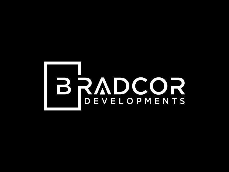 Bradcor Developments logo design by oke2angconcept