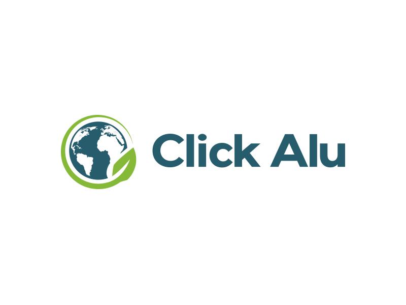Click Alu logo design by keylogo