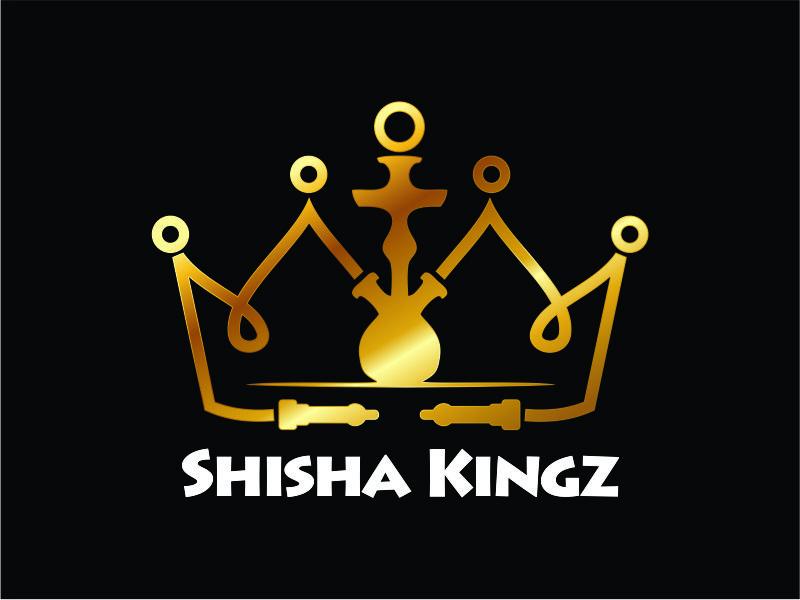 SHISHA KINGZ logo design by up2date
