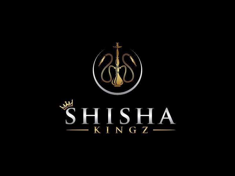 SHISHA KINGZ logo design by oke2angconcept