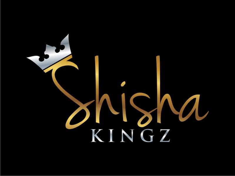 SHISHA KINGZ logo design by Arto moro