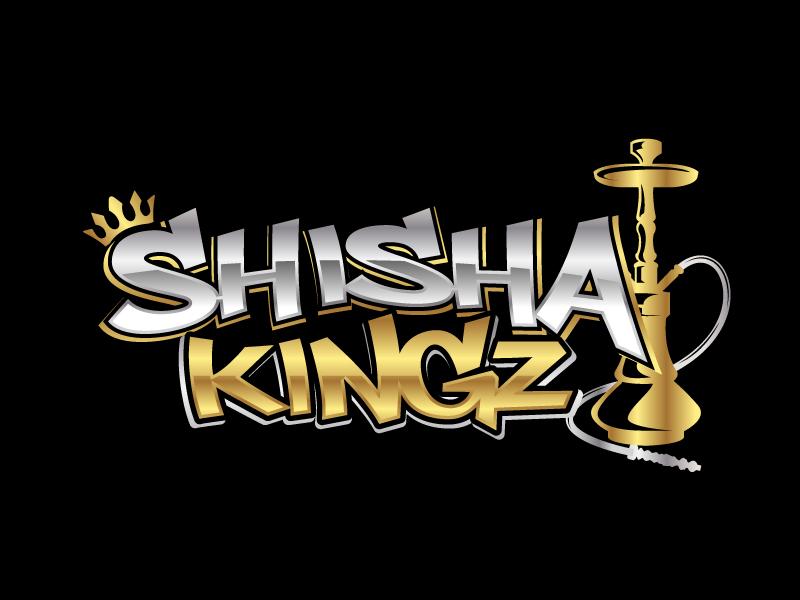 SHISHA KINGZ logo design by jaize