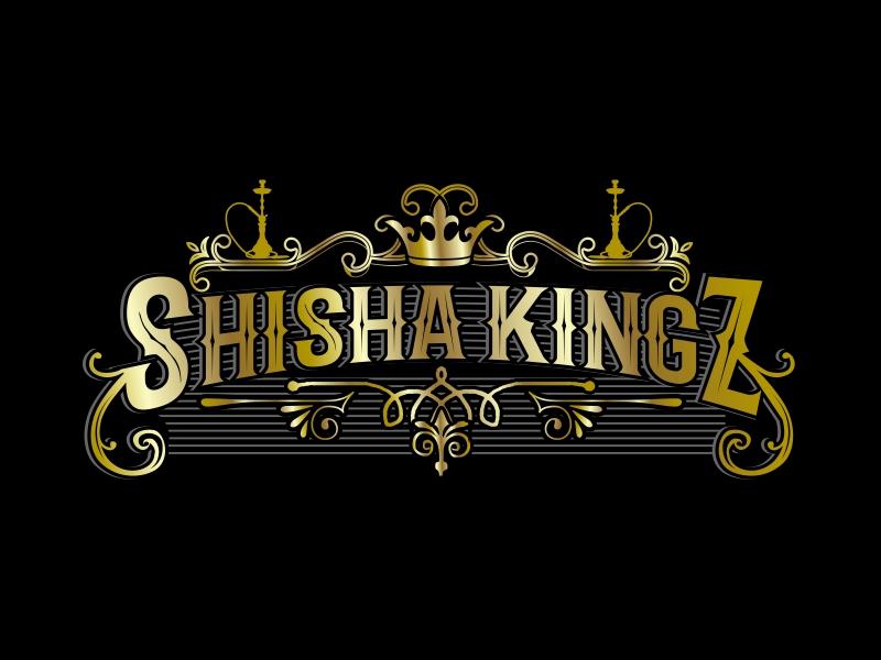 SHISHA KINGZ logo design by Republik