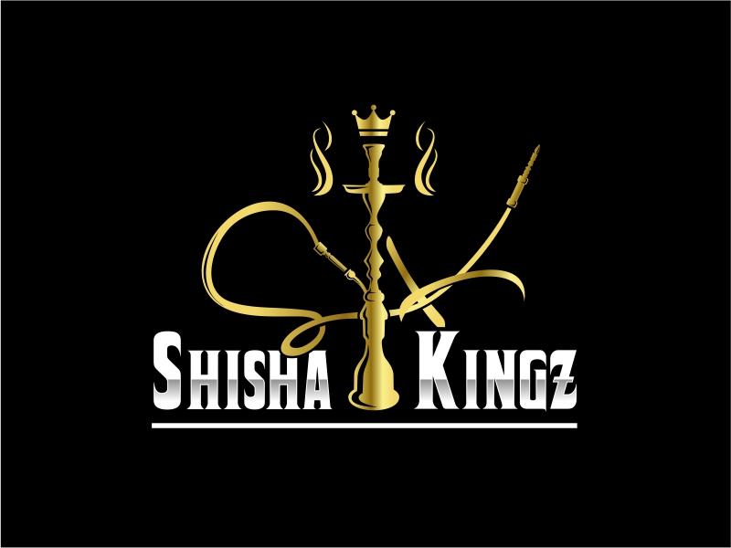 SHISHA KINGZ logo design by onamel