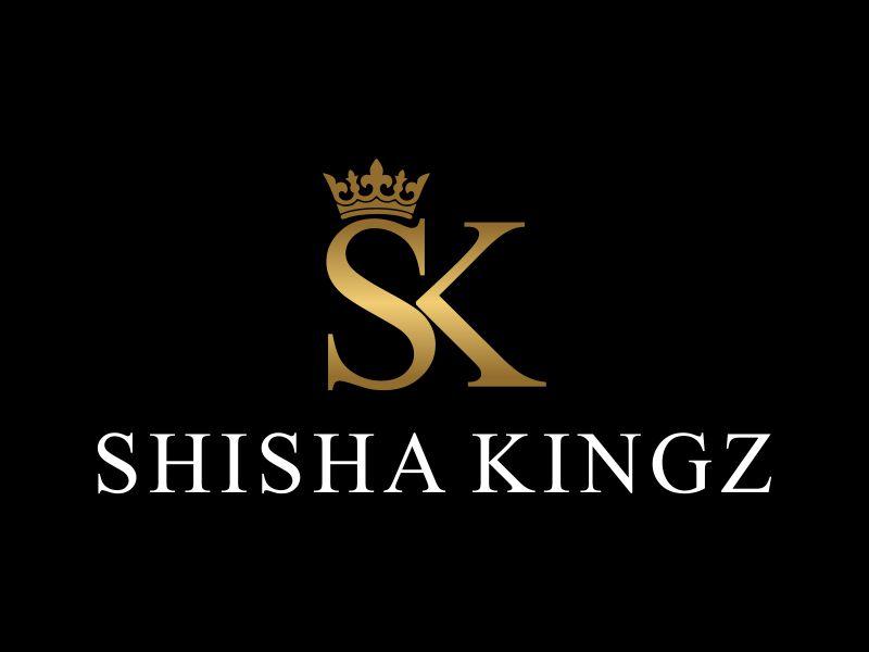 SHISHA KINGZ logo design by Sheilla