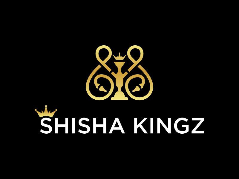 SHISHA KINGZ logo design by Lewung