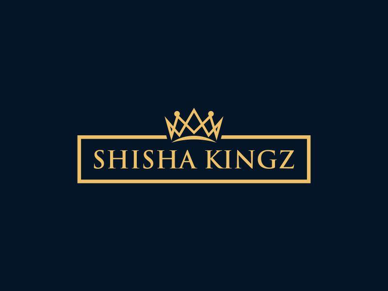 SHISHA KINGZ logo design by zeta