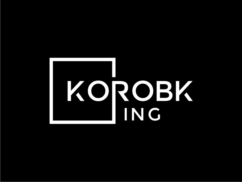 Korobking Logo Design