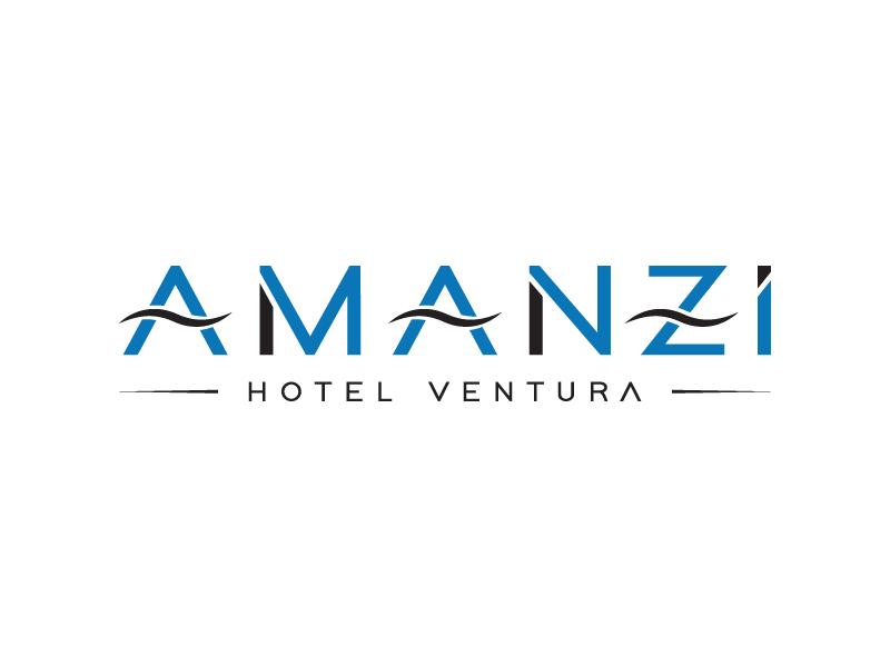 Amanzi logo design by BrightARTS