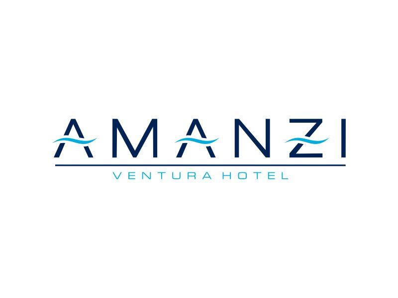 Amanzi logo design by Sheilla