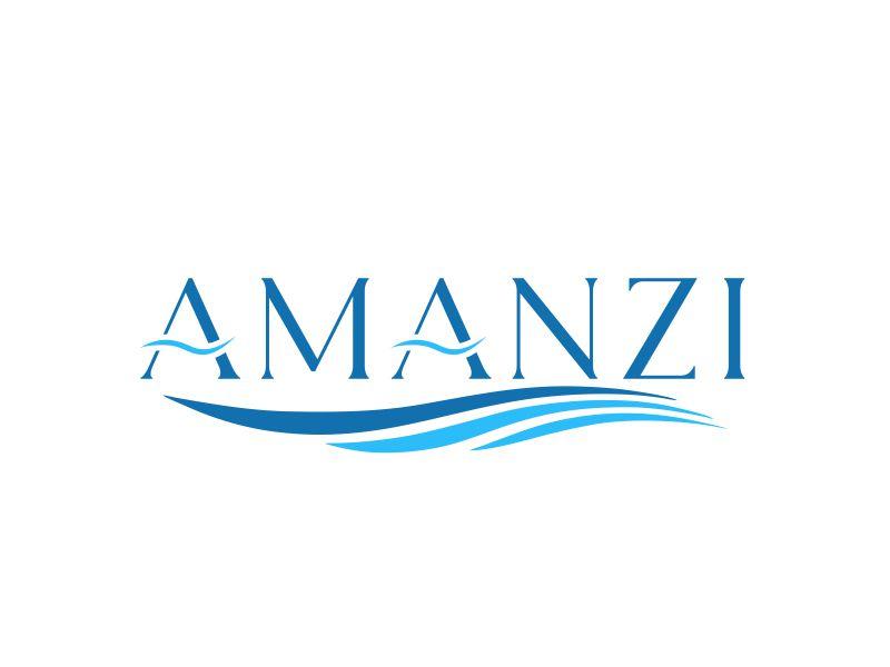 Amanzi logo design by serprimero